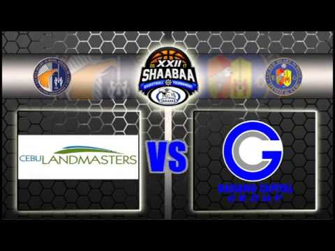 July 30, 2017 CEBU LANDMASTER vs GAISANO CAPITAL