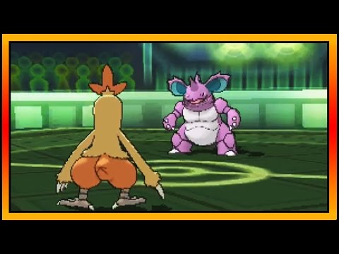 FRIED CHICKEN VS THE KING | Sun Moon WiFi Battles With Viewers Highlight