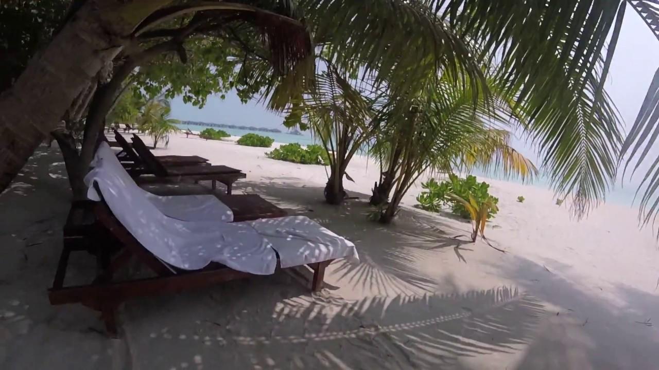 Sun island resort beach bungalow