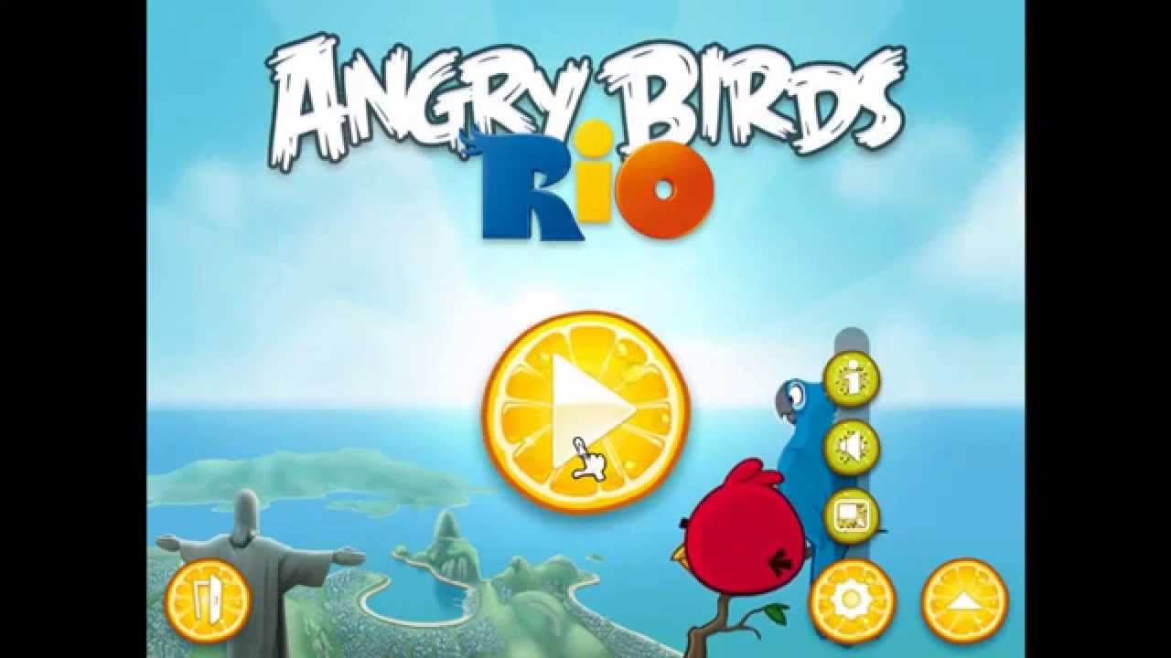 Download PC Angry Birds Rio Latest Version Free