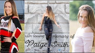 Gambar cover In Loving Memory of Paige Adele Smith