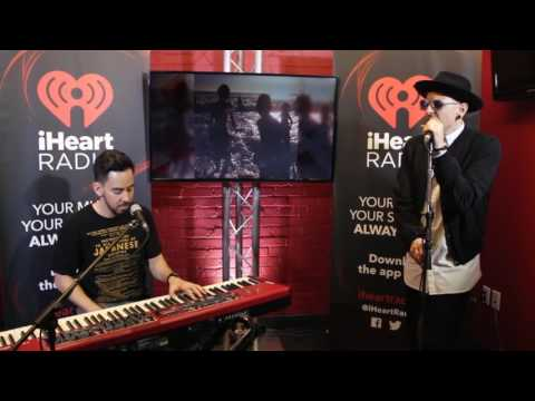 Linkin Park - Heavy (Piano Version) Performed at iHeart Radio Canada on March 17th 2017