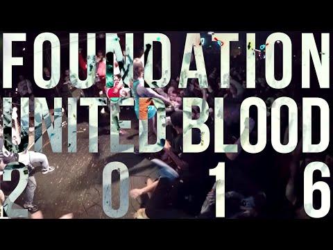 Foundation - United Blood 2016