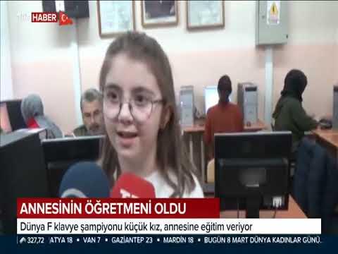Nisan Maya Tunçoğlu - TRT Haber - 6 Mart 2020