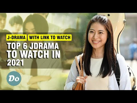 TOP 10 JAPANESE DRAMA TO WATCH IN 2021