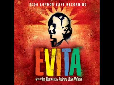 15. And The Money Kept Rolling In - Evita