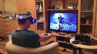 Перший запуск Sony VR (Шолом віртуальної реальності)