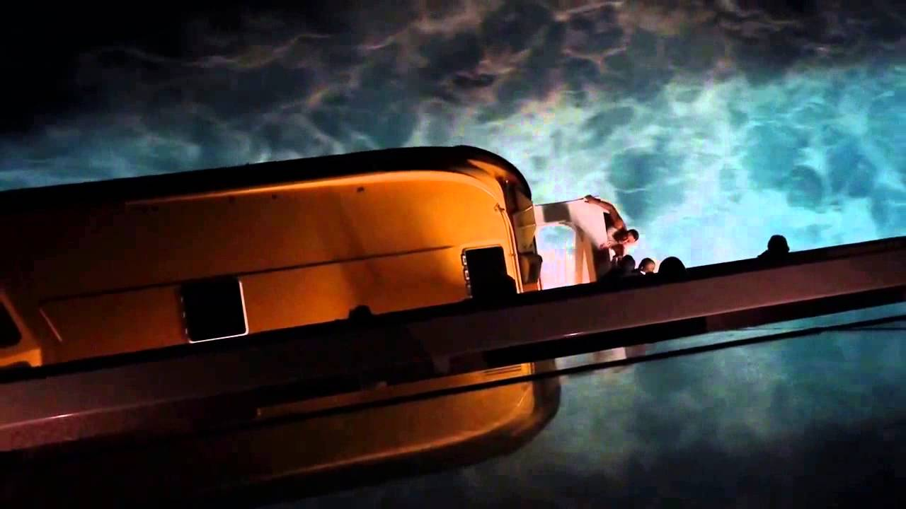 Video Shows Man Falling Overboard From Cruise Ship YouTube - Lady overboard on cruise ship