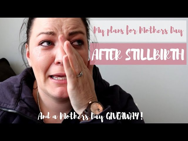 MOTHERS DAY AFTER STILLBIRTH | MY PLANS FOR THE DAY | WHAT SAM GOT ME & A HUGE GIVEAWAY!!!