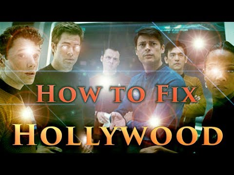 How to Fix Hollywood - Three things you can do