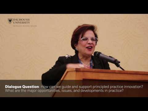 Plenary & Dialogue 3 | The Honourable Mobina Jaffer