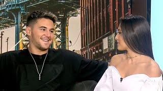 Alexia Eram si Mario Fresh au planuri de nunta? Cine este mai romantic? Adevarul la testul cuplului!