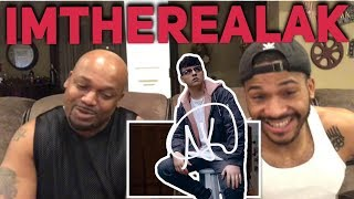 Dad reacts to ImtherealAK - Bodak Yellow Remix