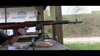 SVT-40 Slow Motion Video