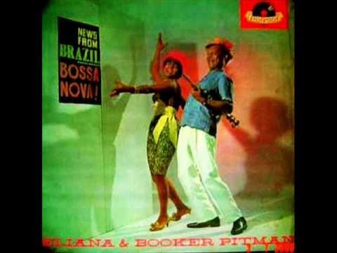 """Álbum: """"News from Brazil, Bossa nova (1963) - Eliana Pittman"""