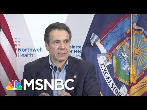 Cuomo Shuts Down Coronavirus Hoax Theories: 'Facts Are facts'   MSNBC