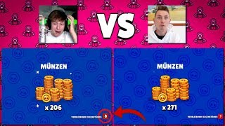 ESKALATION 8 VERBLEIBENDE GEGENSTÄNDE!!! MEGA BOX BATTLE 😱🤩 Brawl Stars Deutsch