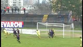 Serie D Girone D Aquila Montevarchi-Colligiana 1-0