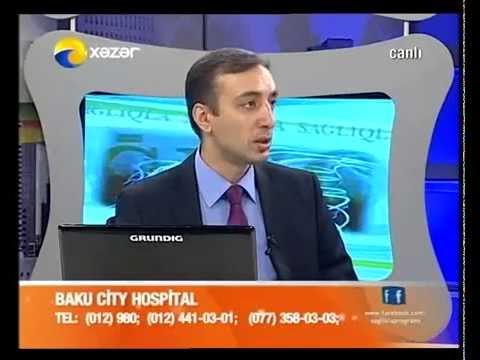 Baku City Hospital  LOR ESTETİK CaƏRRAH DR PƏRVİZ ASLANOV
