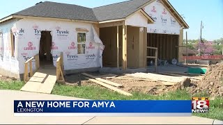 A New Home for Amya