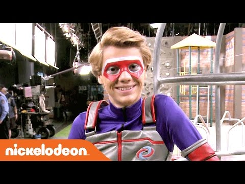 Henry Danger | BTS on Hour of Power w/ Jace Norman | Nick