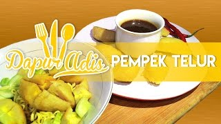 Video RESEP PEMPEK TELUR ALA DAPUR ADIS (Cara Mudah Bikin Pempek) download MP3, 3GP, MP4, WEBM, AVI, FLV November 2017