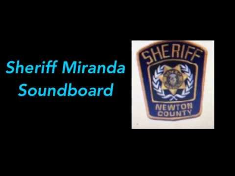 Huntley-Ivan Prank Calls 6 | Sheriff Miranda Soundboard