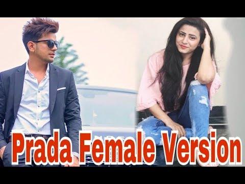 Prada (Jass Manak) female version - Raashi Sood | Latest Punjabi Song