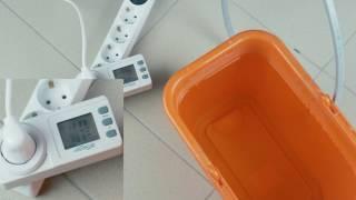 видео Саморегулирующий греющий кабель-его характеристики