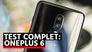 Test COMPLET du OnePlus 6 : le MEILLEUR smartphone Android en 2018 ?