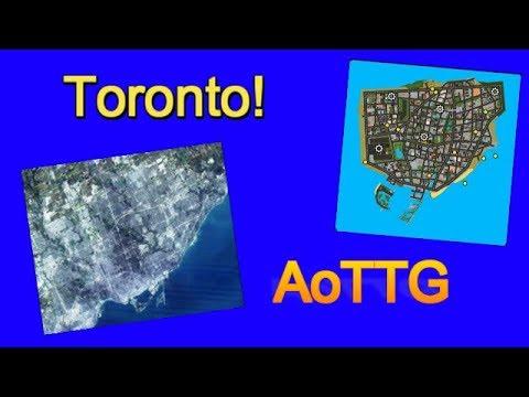 Toronto! en AoTTG (custom map)