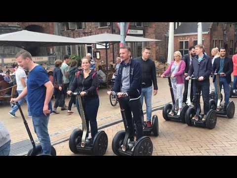 Segway-Tour Groningen