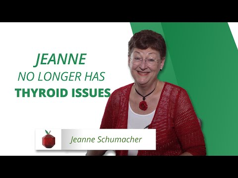 Balancing Thyroid Hormones with a Plant-Based Diet | Jeanne's Story