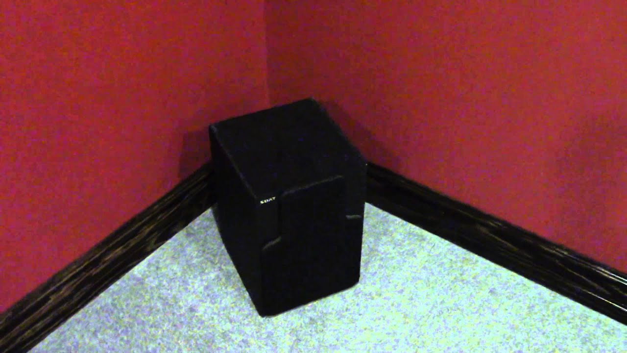 Home Theater Speaker Placement 7 1 Youtube