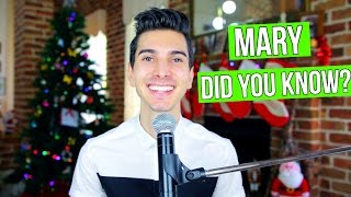 Mary, Did You Know? (The Braxtons / Pentatonix Christmas Cover)