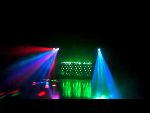 Light and Sound Disco & Equipment Hire American DJ Reflex