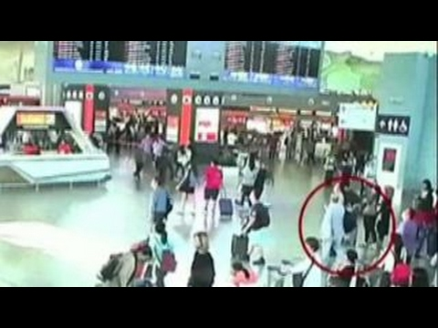 New video shows attack on Kim Jong Un's half brother