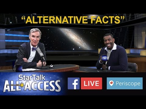 "Thumbnail: ""Alternative Facts"" with Bill Nye The Science Guy"