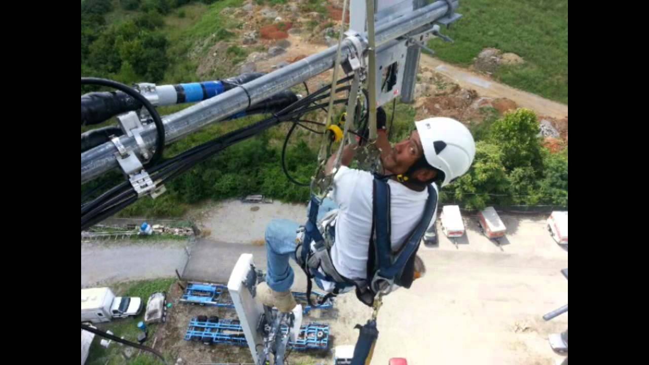 cell tower technician