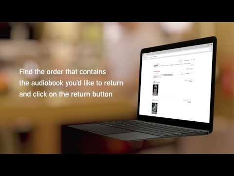 Audible | How To Exchange An Audiobook