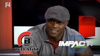 IMPACT's Lashley on Balancing Bellator and IMPACT Schedule