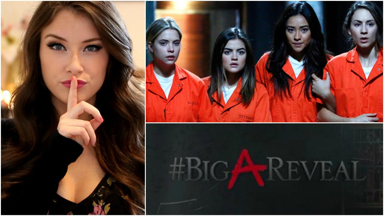 "Pretty Little Liars Season 5 Finale ""Big A Reveal"" Recap ..."