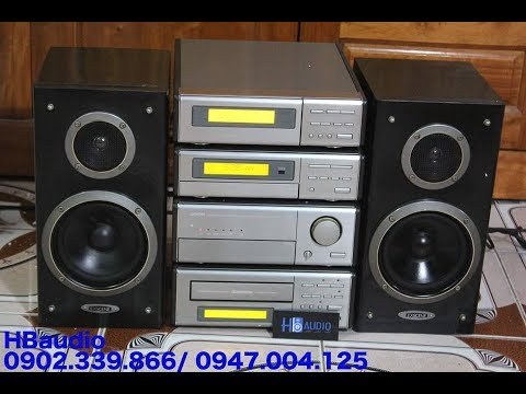 Denon D100 Denon D100 Sound System Youtube