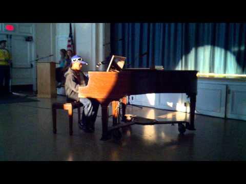 I Gotta Feeling (piano cover) - Black Eyed Peas