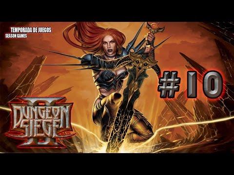 Dungeon Siege 2 parte 10 (gameplay, Let´s play, Multijugador, Español)