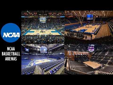 All NCAA Basketball Arenas