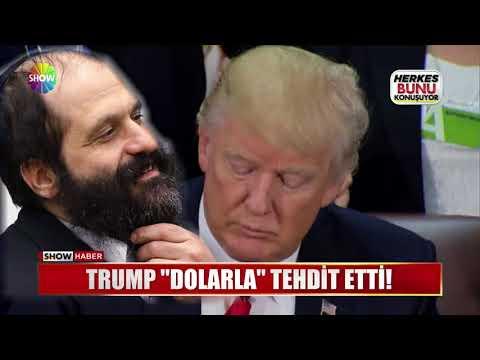 "Trump ""Dolarla"" tehdit etti!"
