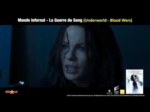 Monde Infernal - La Guerre du Sang (Underworld - Blood Wars) - Bande Annonce VF streaming vf