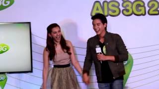 Repeat youtube video James + Bella_เธอจะรักฉันรึเปล่าไม่รู้ @มาอยู่ด้วยกันกับ AIS 3G 2100 เซ็นทรัลชลบุรี