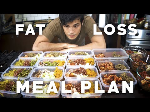 Erwan Cooks 19 Dishes in 90 Minutes (The Fat Kid Inside 1-Week Meal Plan)